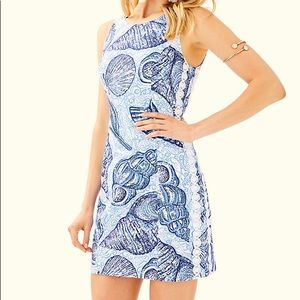 Lilly Pulitzer Mila Shift Dress size 8